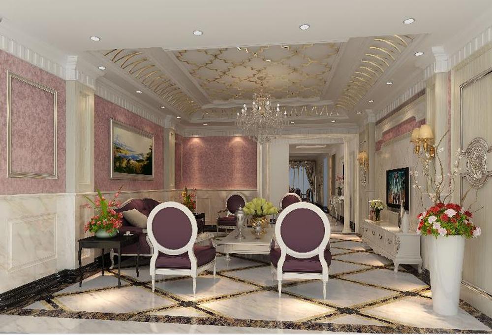 客厅图片来自深圳市浩天装饰在现代风格的分享