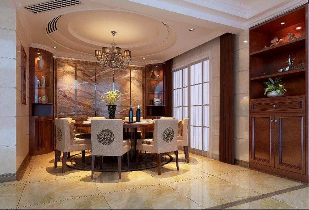 餐厅图片来自深圳市浩天装饰在现代风格的分享