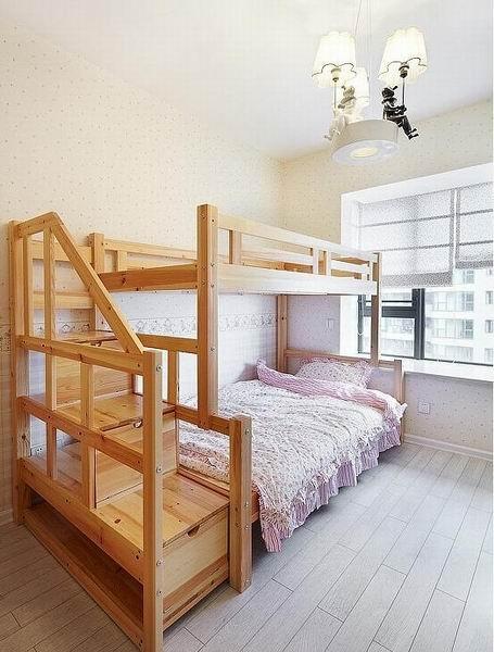 三居 简约 卧室图片来自成都金煌装饰在韵味清新时尚又不缺温馨的家的分享