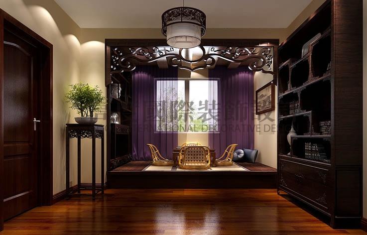 远洋一方 三室两厅 混搭 127㎡ 6.8万元 高度国际 希文 其他图片来自高度国际装饰宋增会在远洋一方127㎡混搭的分享