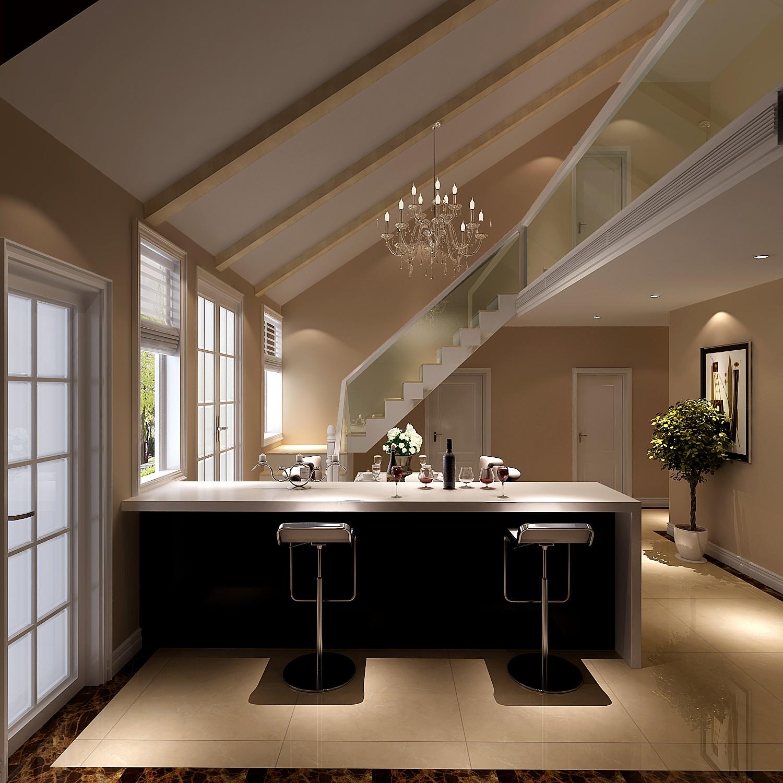 简约 现代 高考 二居 三居 白领 温馨 舒适 餐厅图片来自高度国际装饰刘玉在大宁山庄----阁楼的利用的分享