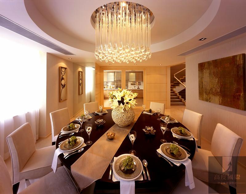 别墅 简约 港式 生活格调 餐厅图片来自高度国际装饰韩冰在港式简约实景效果的分享