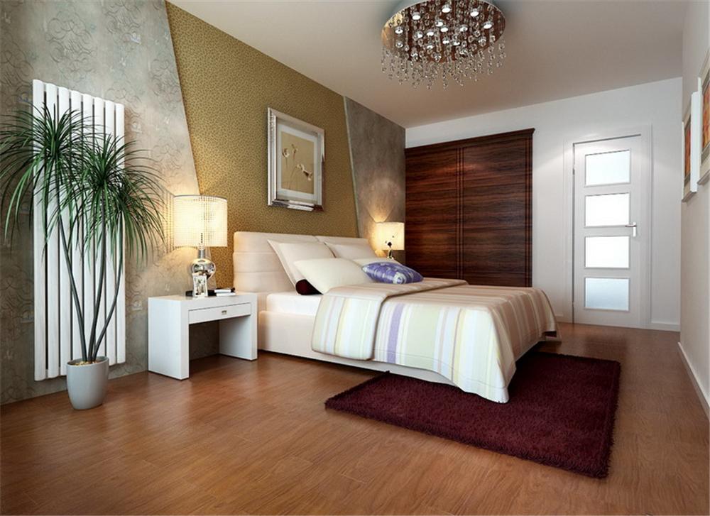简约 二居 白领 收纳 80后 小资 卧室图片来自实创装饰完美家装在回归自然轻松舒适衬托高雅内敛的分享