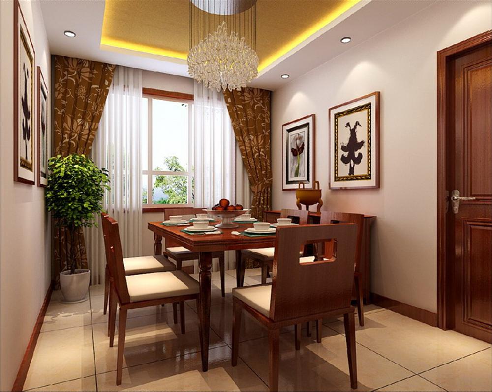 混搭 三居 白领 收纳 80后 小资 餐厅图片来自实创装饰完美家装在淋漓尽致的简约中式风格的分享