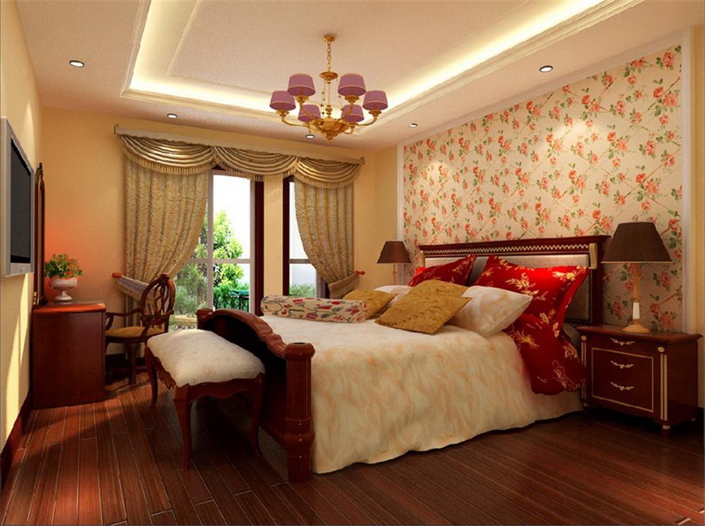 混搭 三居 白领 收纳 80后 小资 卧室图片来自实创装饰完美家装在淋漓尽致的简约中式风格的分享
