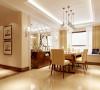 主张现代与欧式的融合,不要极度的奢华,只要温馨的色彩。墙漆与壁纸的衔接,镜面与大理石的碰撞,皮质的沙发,实木的家具,一切看似简约却不简单,一抹阳光照射进来,更添几分别样的感觉。