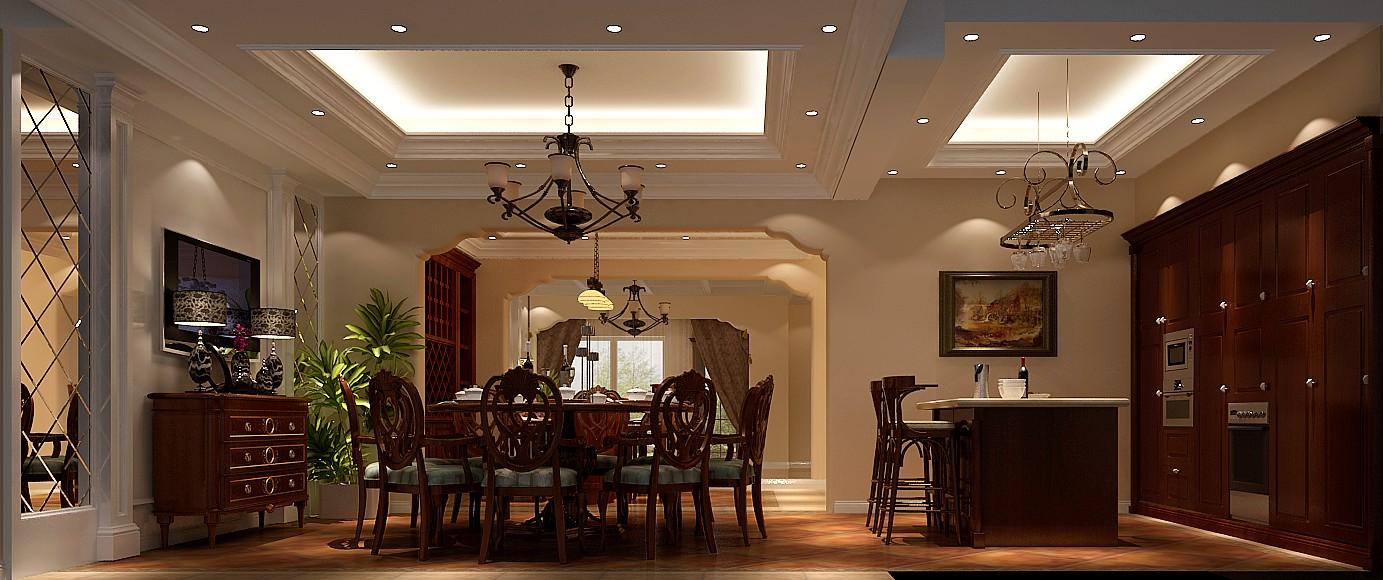 托斯卡纳 餐厅图片来自高度国际装饰黄帅在牛奶加咖啡的分享