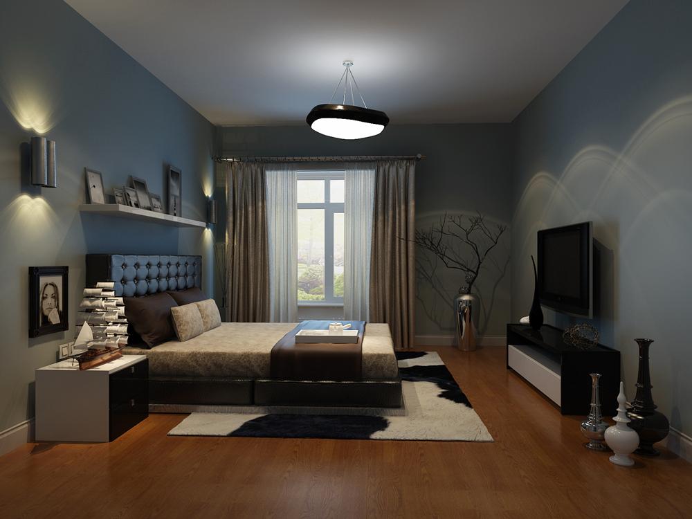 简约 别墅 白领 别墅装修 装修设计 装修风格 现代 儿童房图片来自尚层别墅设计在澳景园 现代简约的分享