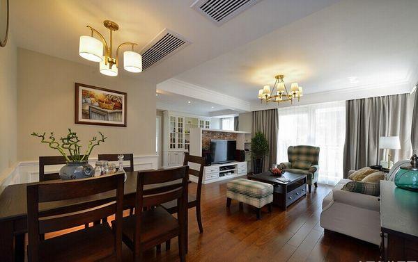 客厅图片来自聚星堂装饰在东骏湖景湾的分享