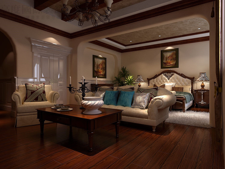美式 新古典 设计 装修 别墅图片来自高度国际别墅装饰设计在美式新古典别墅装修设计的分享