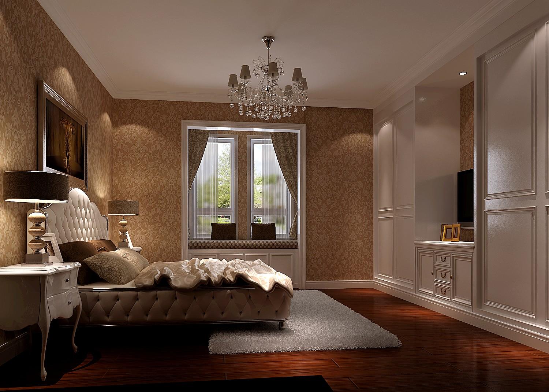 绿醍香廊 高度国际 简欧 公寓 卧室图片来自高度国际在绿醍香廊-简欧风格与时俱进的分享