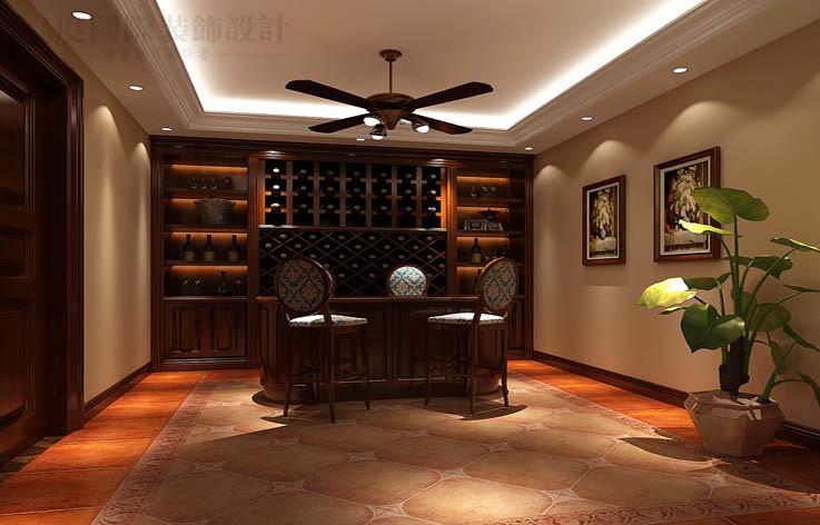 欧式 别墅 装修 效果图 设计 其他图片来自高度国际别墅装饰设计在中海尚湖世家下叠别墅装饰设计的分享