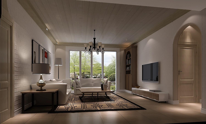 后现代 四居 80后 白领 客厅图片来自沙漠雪雨在龙湖花盛香醍后现代200㎡四居的分享