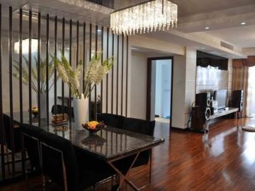 三居室现代简欧风格