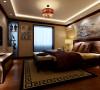 碧湖居九号公寓200平米新中式大三居