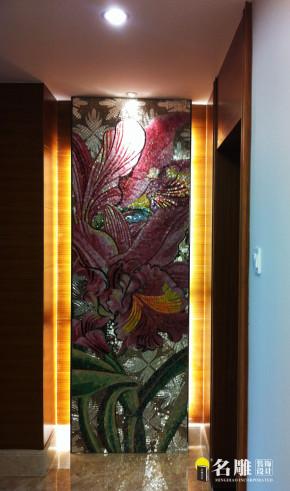 现代 三居室 休闲雅居 名雕装饰 文艺空间 高富帅 其他图片来自名雕装饰设计在现代风格--230平休闲雅居装修的分享