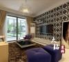 现代风格二居装修设计