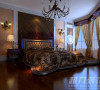 普罗旺世三室两厅古典欧式风格