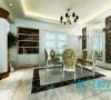 宏益华香港城135平新古典设计