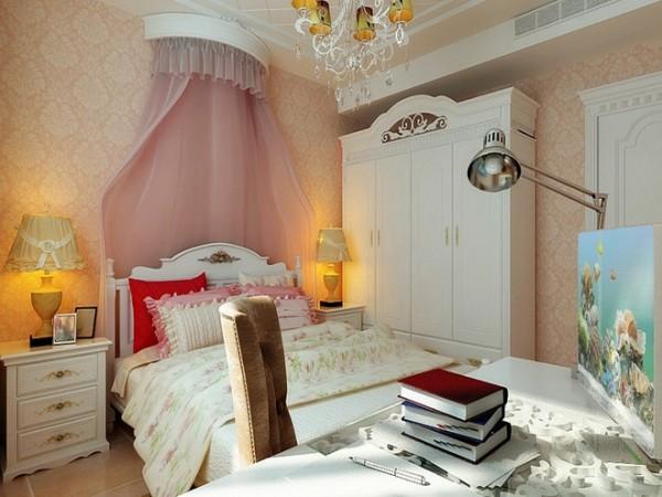 跃层卧室装修设计效果图展示