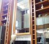 名雕装饰设计-公园大地三居室—现代风格休闲厅