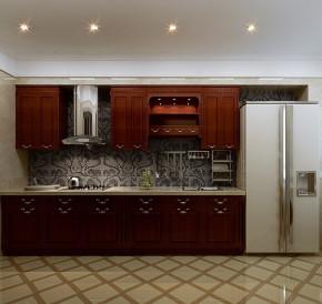 新古典 三居 白领 收纳 80后 小资 厨房图片来自实创装饰百灵在独具一格的美感与质感享受的分享