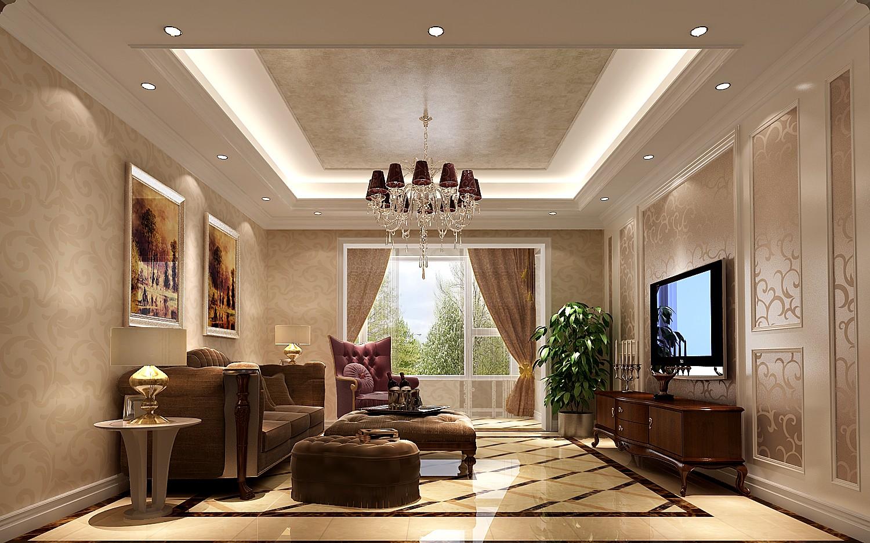 简约 欧式 三居 白领 北京装修 高度国际 装修报价 客厅图片来自高度国际装饰华华在华贸城简欧设计的分享
