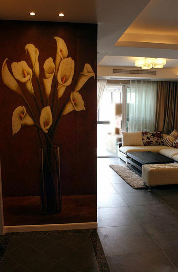 时尚简约风 苹果园三区 旧房改造 收纳 今朝装饰 客厅图片来自北京今朝装饰在3万2 半包苹果园三区---现代简约的分享