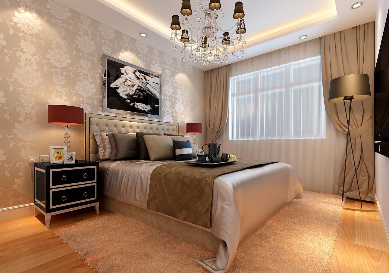简约 二居 白领 收纳 80后 小资 卧室图片来自shichuangyizu在梅兰居81平米现代北欧的分享
