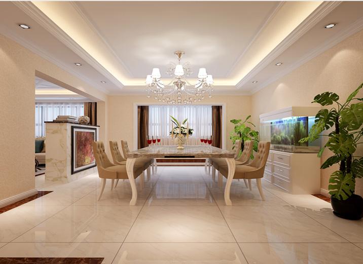 欧式 三居 白领 收纳 80后 小资 餐厅图片来自shichuangyizu在巩华新村打造简约欧式三居室的分享