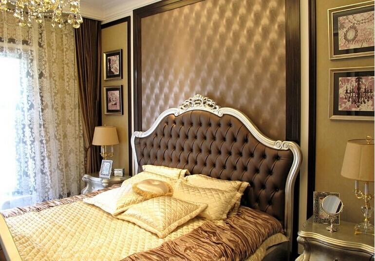 二居室欧式风格希望您能喜欢。