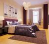 翰林颐园-118平米现代简约风格装修-卧室效果图