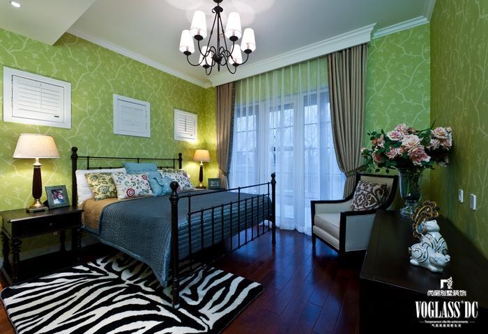 北欧 地中海 东南亚 别墅 卧室图片来自尚层装饰大林在海洋里的绿洲--格拉斯小镇的分享