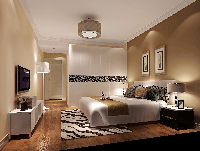 世华泊郡 高度国际 现代 简约 二居 三居 80后 白领 高富帅 卧室图片来自北京高度国际装饰设计在世华泊郡现代简约浪漫之极的分享