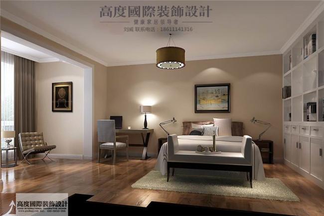简约 现代 四句 客厅图片来自高度国际装饰设计刘威在影人四季四室两厅现代风格的分享
