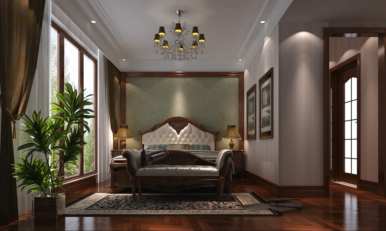 简欧灯光 三居 公寓 简约 欧式 北京装修 高度国际 装修报价 卧室图片来自高度国际装饰华华在金地仰山简欧风格的分享