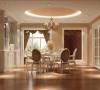 简欧风格的装修总是有一种端庄典雅,豪华大气的视觉享受,无论是从整个空间布局,还是到细节的家具雕刻,都蕴含着浓厚的欧式文化气息。