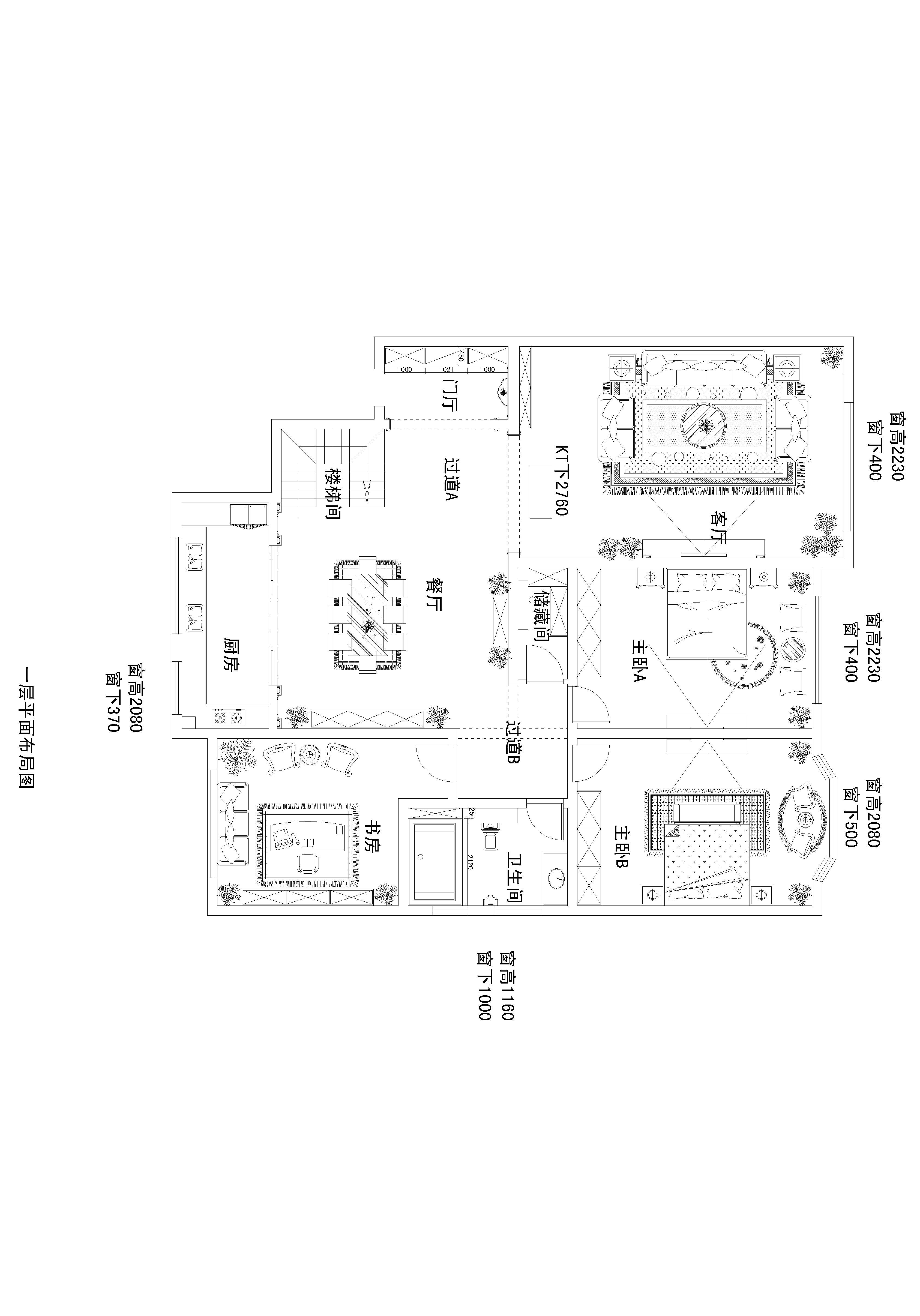 别墅 欧式 别墅设计 别墅装修 奢华 气质 户型图图片来自高度国际装饰韩冰在玲珑塔欧式奢华缔造经典的分享