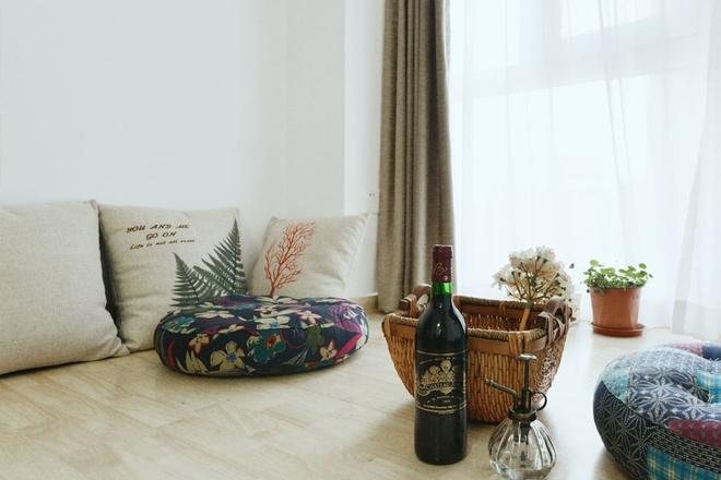 简约 欧式 田园 混搭 二居 客厅 卧室 厨房 餐厅图片来自上海倾雅装饰有限公司在相素的分享