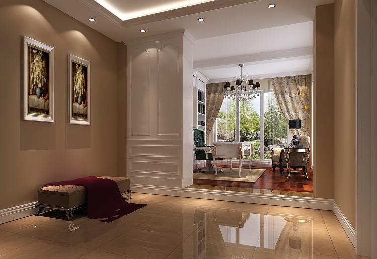 欧式 白领 80后 小资 公寓 其他图片来自沙漠雪雨在鸿坤罗纳河谷180㎡欧式公寓的分享