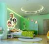 名雕丹迪设计--江南别墅--现代奢华--儿童房