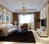 本案力求营造一个温馨舒适的居家环境,抽离过多反复雕饰,从大空间到细心 精心雕琢,是整个空间显得比较流畅,结构十分合理,浑然天成。在沙发上小坐   轻松自在,加上简洁精致的饰品点缀,提升空间的品质。