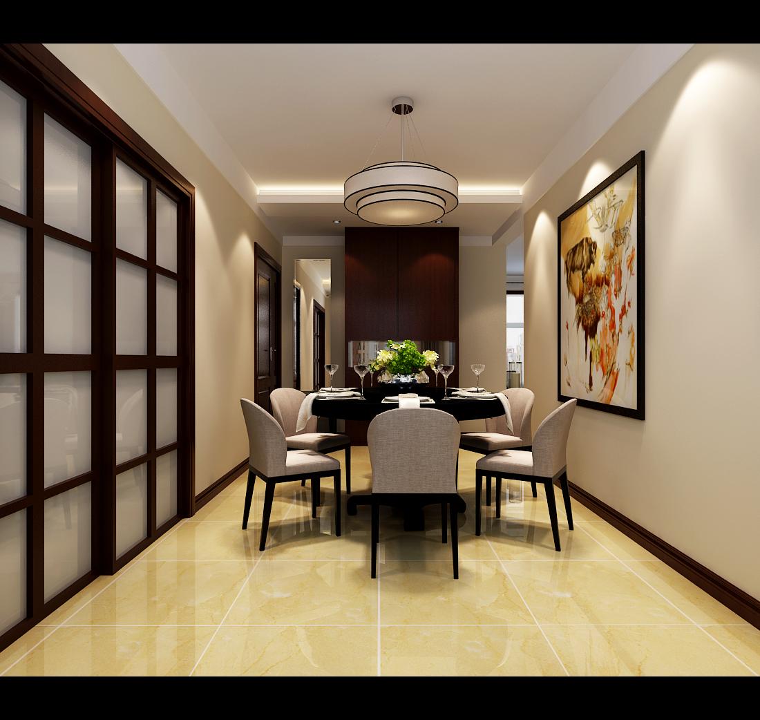 简约 三居 餐厅图片来自楠得经典在石家庄裕华万达广场的分享