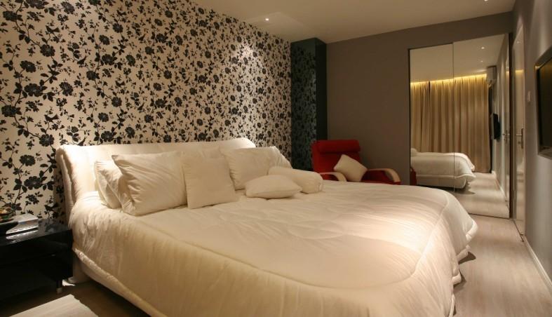 简约 时尚简约 现代简约风 旧房改造 小资 二居 卧室图片来自北京今朝装饰在国瑞城----时尚简约风格的分享