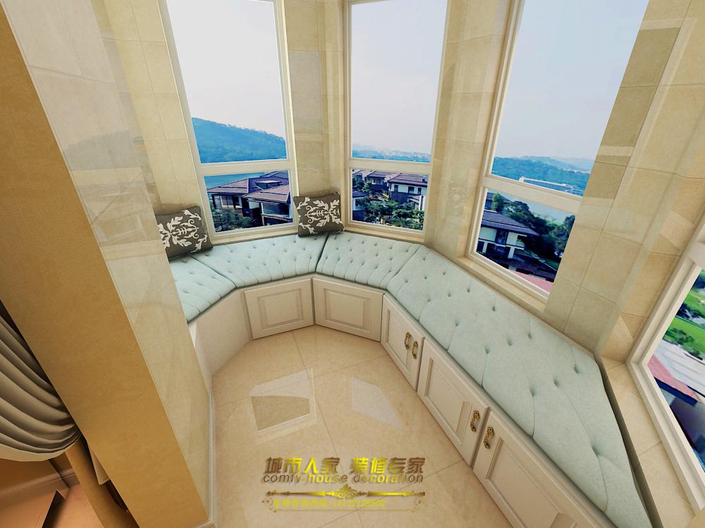 欧式 城市人家 常华 设计师 阳台图片来自石家庄城市人家装饰公司在国赫红珊湾欧式的分享