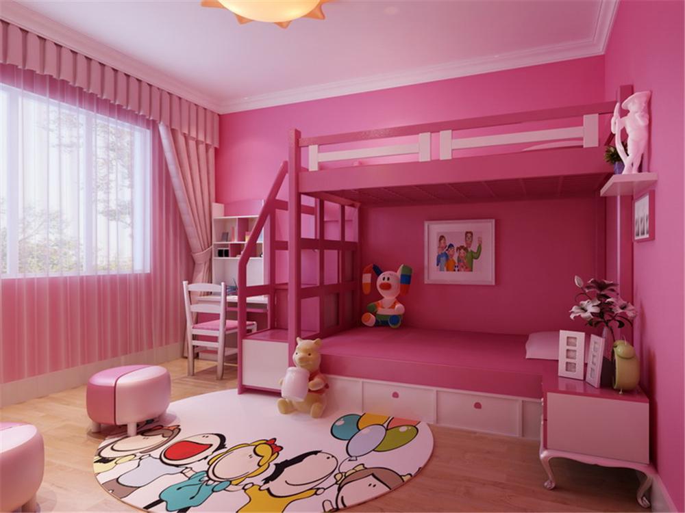 简约 二居 收纳 小资 80后 儿童房图片来自实创装饰完美家装在后现代简约风格案例赏析的分享