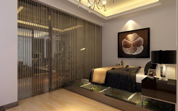 简约 欧式 田园 混搭 二居 三居 白领 收纳 旧房改造 卧室图片来自北京实创装饰在强佑清河新城140平米简约婚房的分享