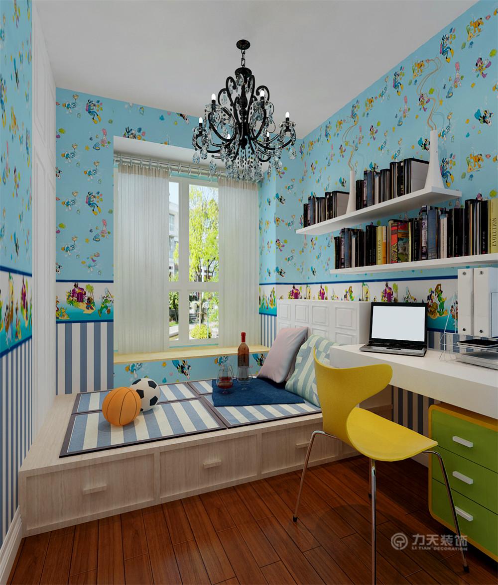 简约 二居 白领 收纳 80后 小资 儿童房图片来自阳光放扉er在津南新城-90.02㎡-现代简约的分享