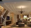 整体以舒适,简约,大方为美式风情的主要设计理念,把古典美气息