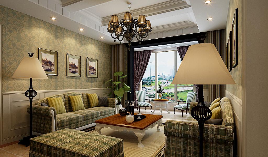 三居 客厅图片来自石家庄品界国际装饰在国仕山157平米托斯卡纳风的分享